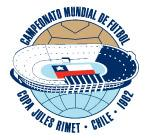 World Cup 1962 Logo