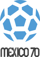 World Cup 1970 Logo