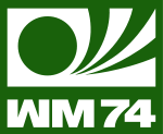 World Cup 1974 Logo